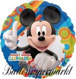Mickey Mouse Clubhouse Luftballon mit Helium, Kindergeburtstag u. Geschenk