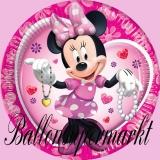 Partyteller Minni Maus, Minnie Mouse Teller