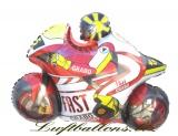 Motorrad, Motorcycle Luftballon
