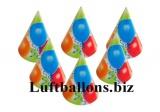 Party und Fest Dekoration, Partyhüte, Luftballons