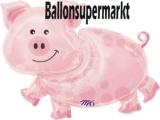 Schwein Luftballon