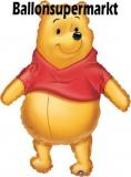 Winnie Puuh lebensgroß, Pooh big as life Luftballon