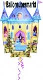 Disney Prinzessinnen-Schloß, Princess Castle Luftballon