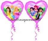 Princess Party Luftballon mit Helium, Kindergeburtstag u. Geschenk