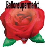 Rose Floatograph Luftballon