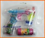 Seifenblasen Leuchtpistole