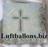 Servietten zur Kommunion, Papierservietten, Tischdekoration, Joyous Celebration