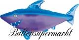 Luftballon Hai, Shape, Kindergeburtstag u. Geschenk