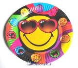 Smiley Partyteller