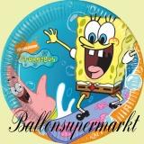 Partyteller Spongebob, Schwammkopf