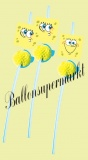 Trinkhalme Spongebob, Schwammkopf