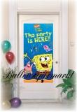 Türposter Schwammkopf, Spongebob Party-Poster