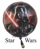 Star Wars Luftballon mit Helium, Kindergeburtstag u. Geschenk