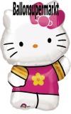 Hello Kitty Luftballon