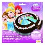 Tortenaufleger Prinzessinnen, Disney Princess Kuchendekoration