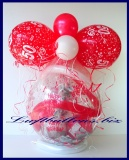 Geschenkballon, Luftballon zum Verpacken von Geschenken zum 50. Geburtstag