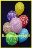 Zahlen-Luftballons, Zahl 2, 50 Stück
