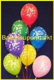 Zahlen-Luftballons, Zahl 9, 10 Stück