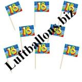 Geburtstag-Dekoration, Partypicker, 18. Geburtstag