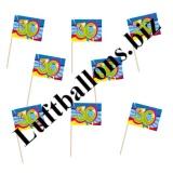 Geburtstag-Dekoration, Partypicker, 30. Geburtstag