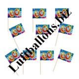 Geburtstag-Dekoration, Partypicker, 60. Geburtstag