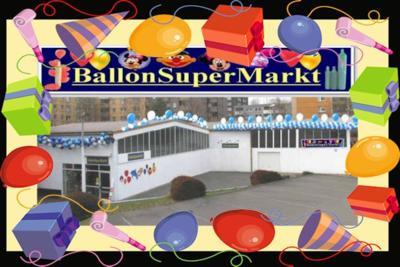 Ballonsupermarkt: Der große Fachmarkt für Luftballons und Ballongase