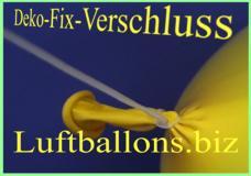 Video Anleitung fuer Fixverschluesse an Luftballons