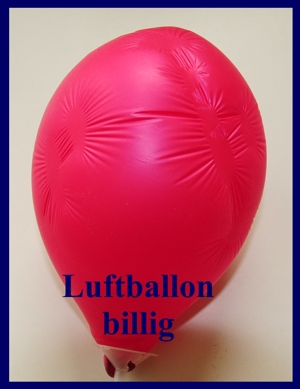 Luftballon billig
